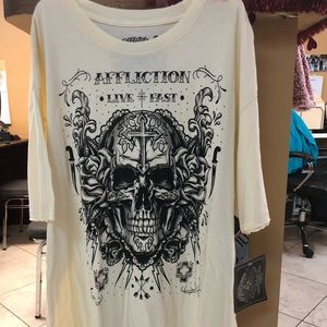 Brand New Affliction Shirt